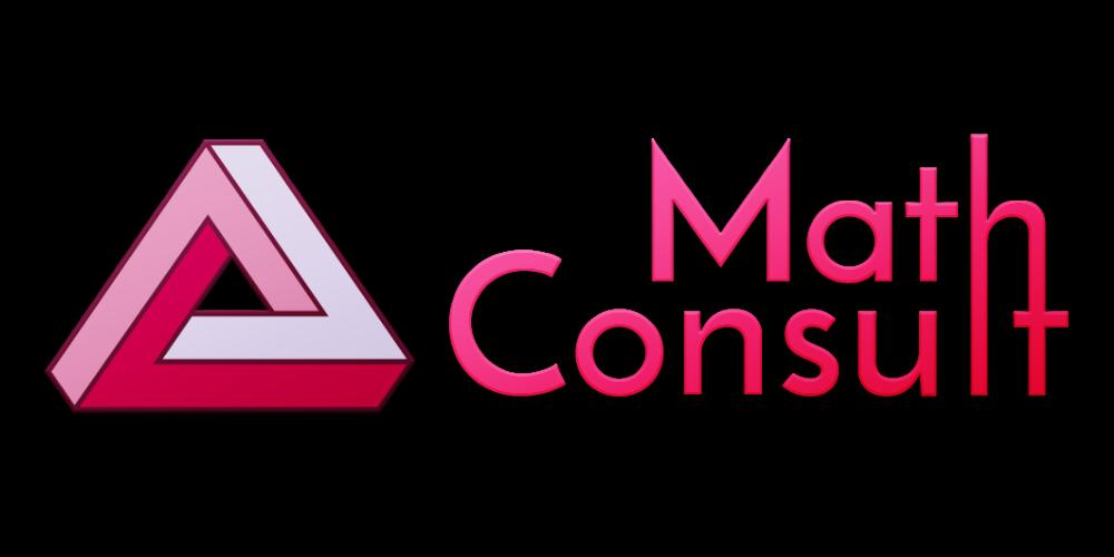 Math Consult Logo
